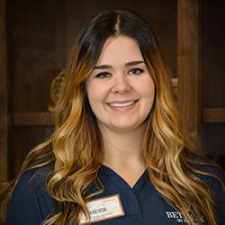 Heidi Pearson, LSW headshot