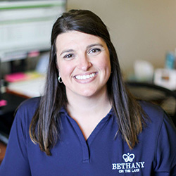 Kristi Saffert, RN headshot