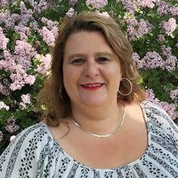 Christine Morrell, LSW headshot