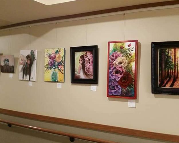 Resident Art Gallery