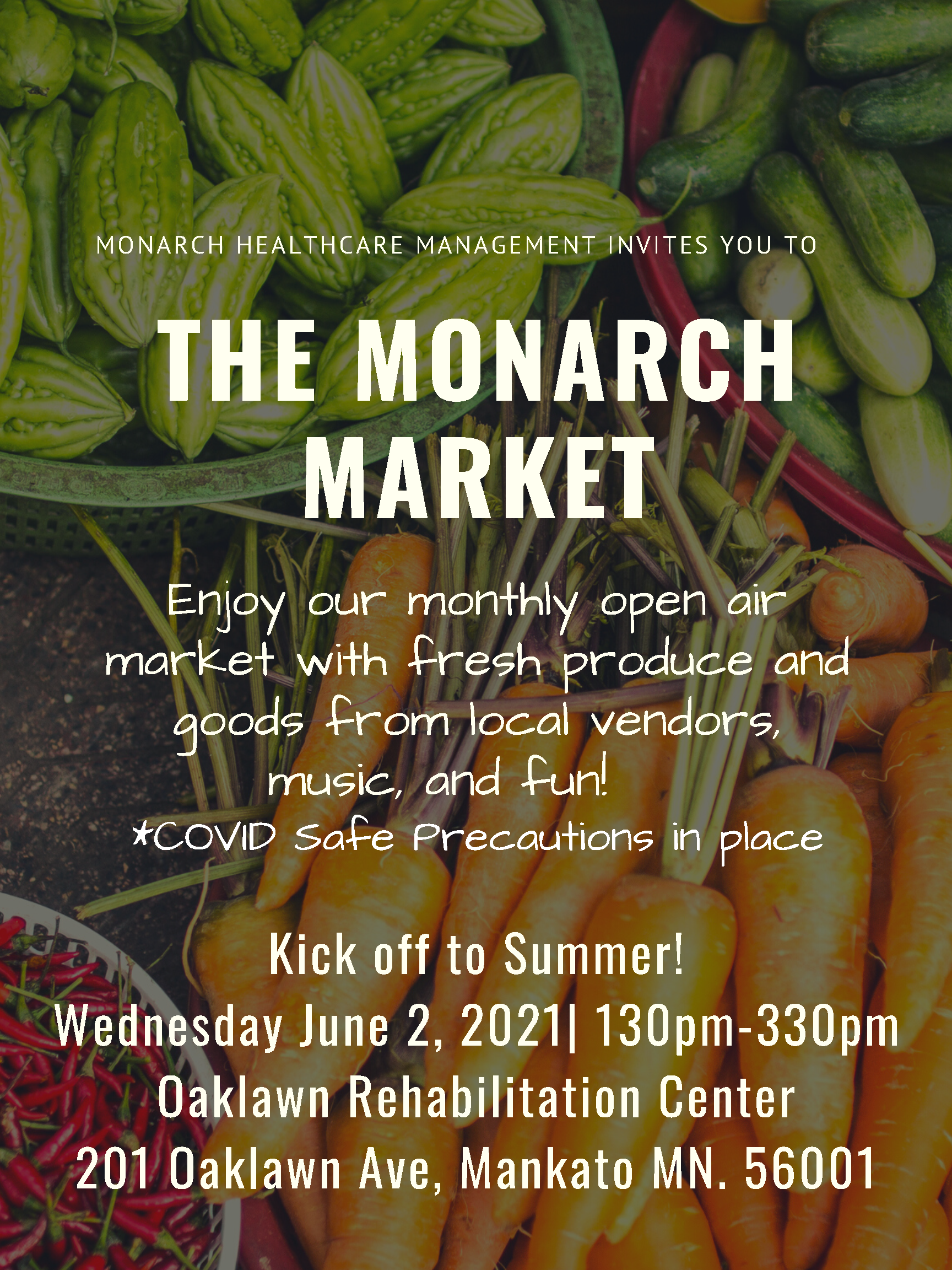 Monarch Markets!